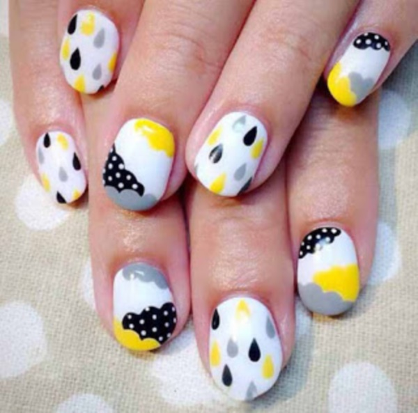 Seasonal Nail art designs and Ideas0431
