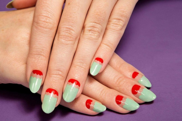 Seasonal Nail art designs and Ideas0501