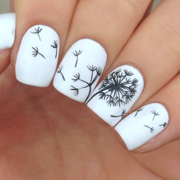 Seasonal Nail art designs and Ideas0601