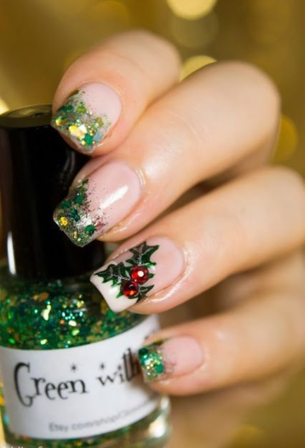 Seasonal Nail art designs and Ideas0671