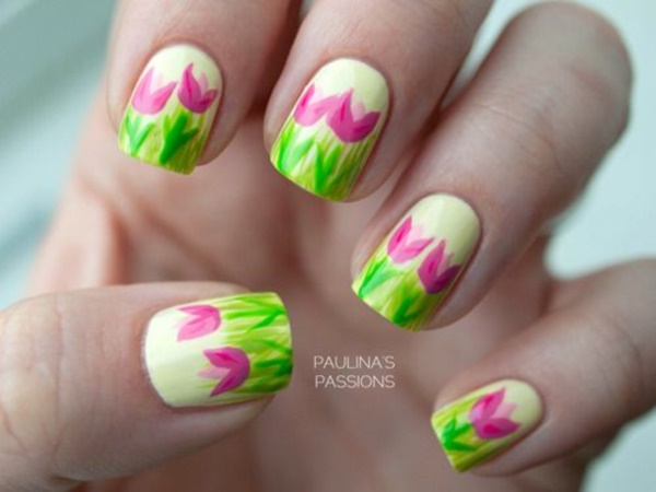 Seasonal Nail art designs and Ideas0691
