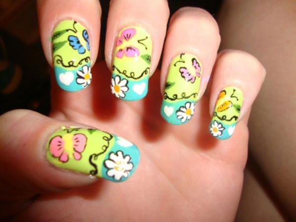 Seasonal Nail art designs and Ideas0711