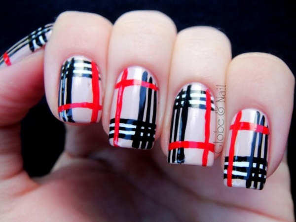 Seasonal Nail art designs and Ideas0781