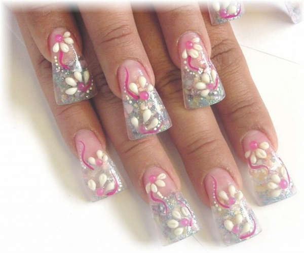 Seasonal Nail art designs and Ideas0811