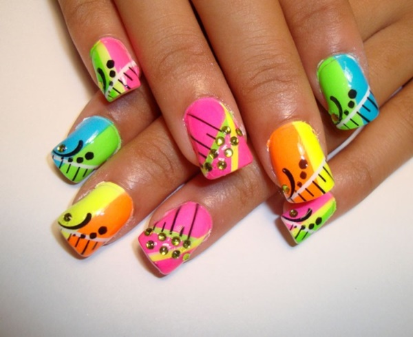 Seasonal Nail art designs and Ideas0831