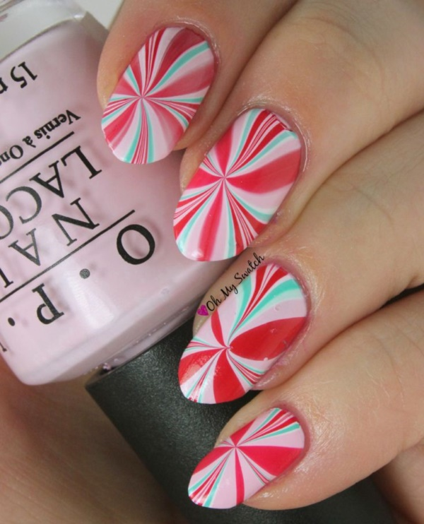 Seasonal Nail art designs and Ideas0871