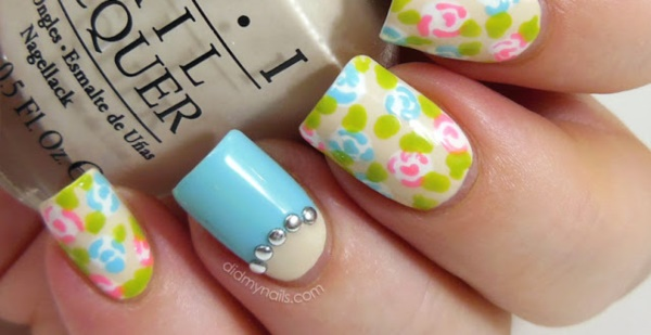 Seasonal Nail art designs and Ideas0941