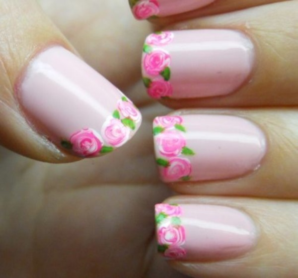 Seasonal Nail art designs and Ideas0971
