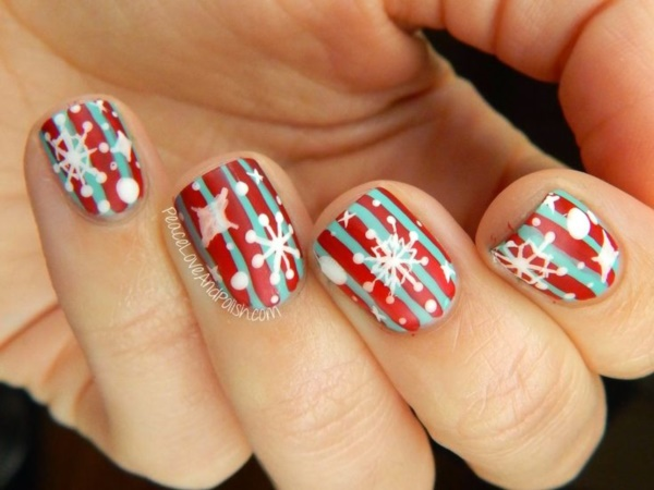 Seasonal Nail art designs and Ideas1031