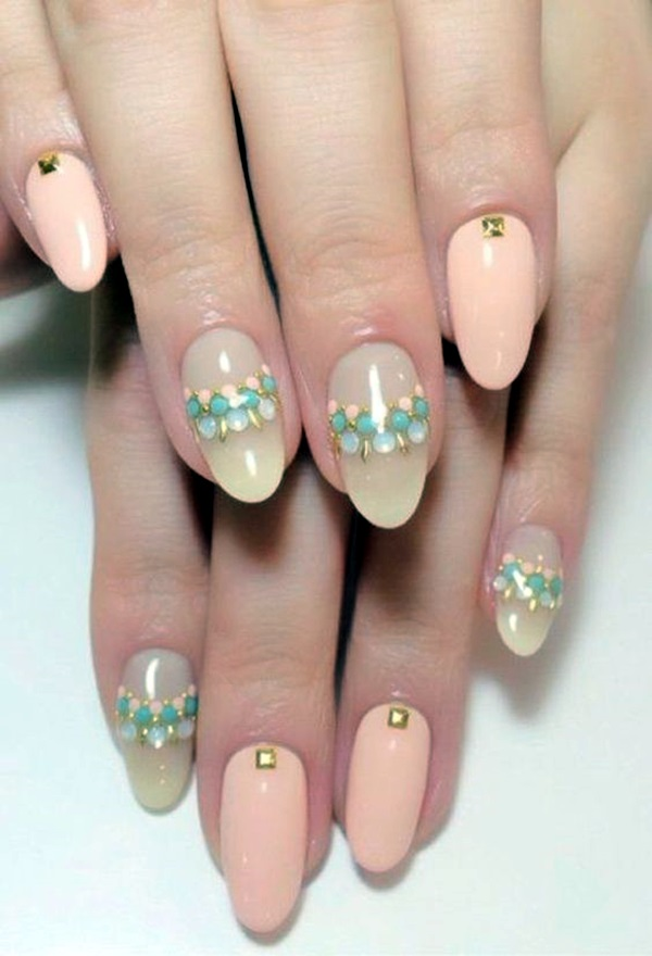 Acrylic Nail Art Designs and Ideas (1)