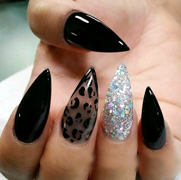 Acrylic Nail Art Designs and Ideas (17)