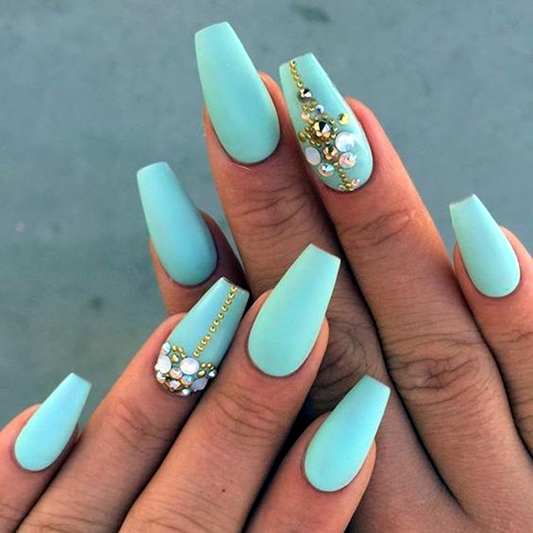 Nail Art Ideas: 101 Cool Acrylic Nail Art Designs And Ideas To Carry Your