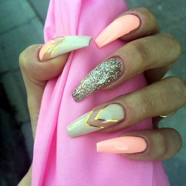 Acrylic Nail Art Designs And Ideas 2
