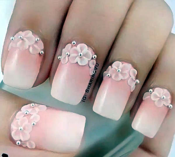 Acrylic Nail Art Designs and Ideas (2) - 101 Cool Acrylic Nail Art Designs And Ideas To Carry Your Attitude
