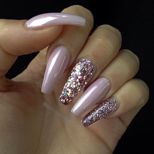 Nail Ideas: 101 Cool Acrylic Nail Art Designs And Ideas To Carry Your