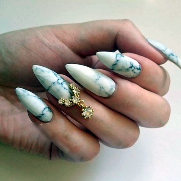 Acrylic Nail Art Designs and Ideas (22)