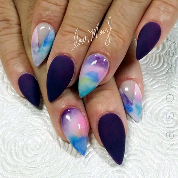 Acrylic Nail Art Designs and Ideas (23)