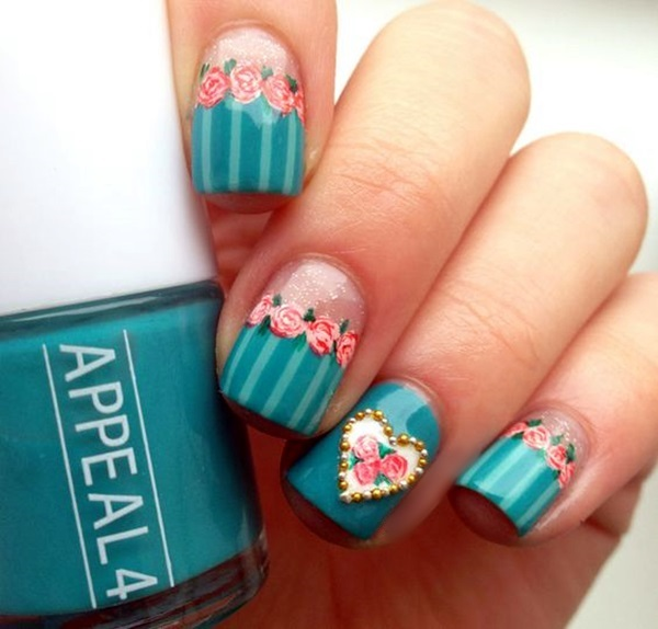 Acrylic Nail Art Designs and Ideas (3)