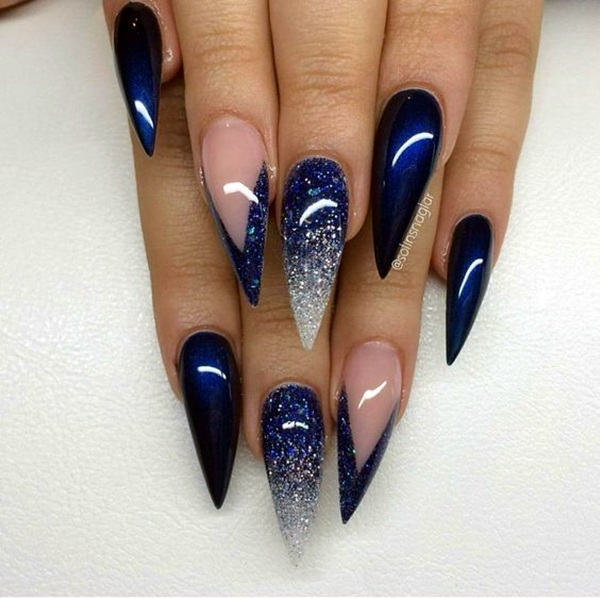 Acrylic Nail Art Designs and Ideas (4)