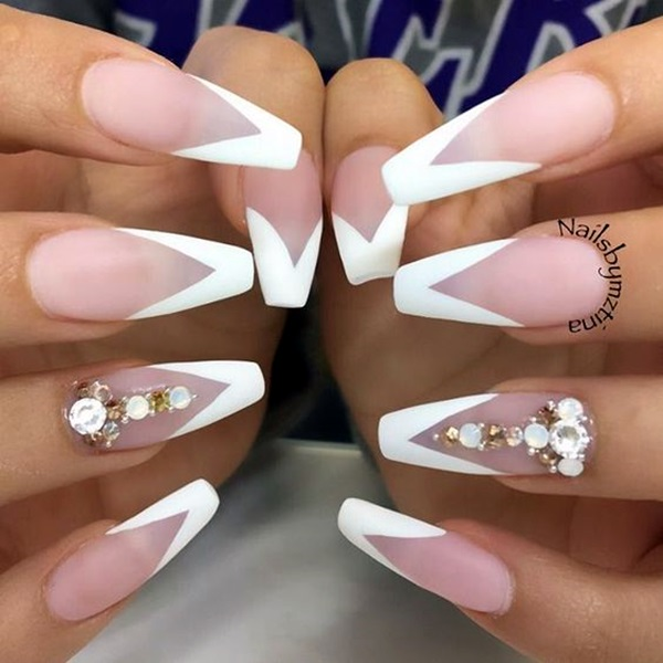 Acrylic Nail Art Designs and Ideas (7)