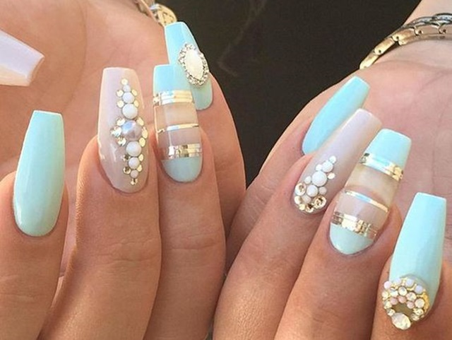 - 101 Cool Acrylic Nail Art Designs And Ideas To Carry Your Attitude