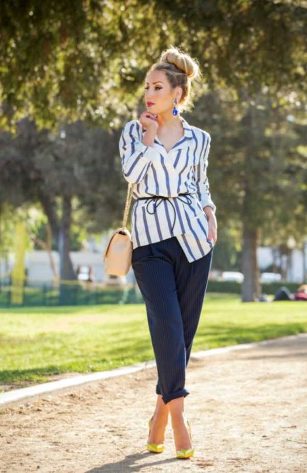 101 flawless business casual for women to stay notable in the office