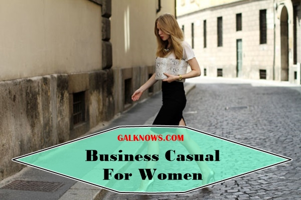 Business Casual For Women0301