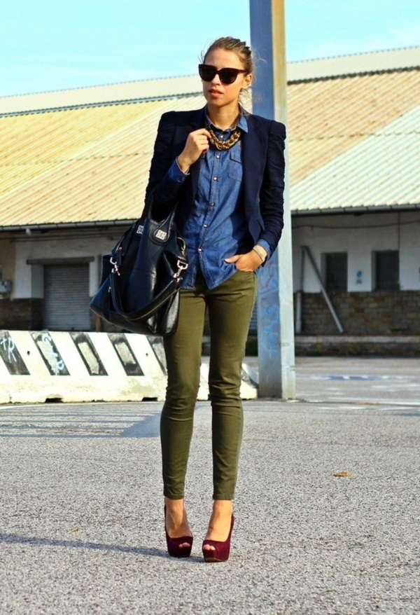 Business Casual For Women0541