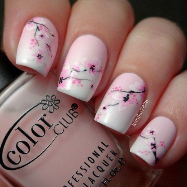 Cute Christmas Nail Art Designs and Ideas0271