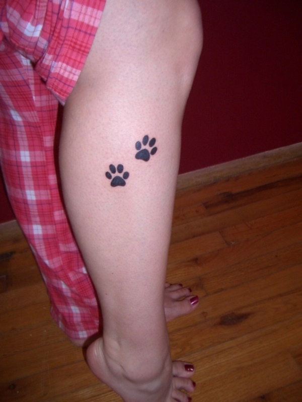 Girl Leg Tattoos Designs0311