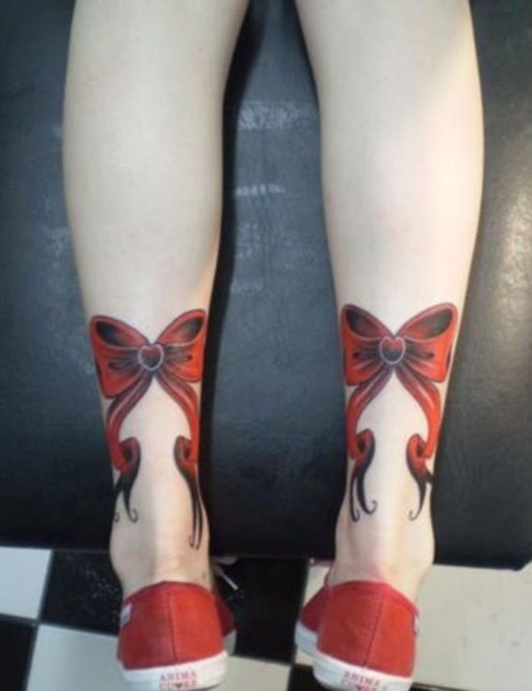 Girl Leg Tattoos Designs0351