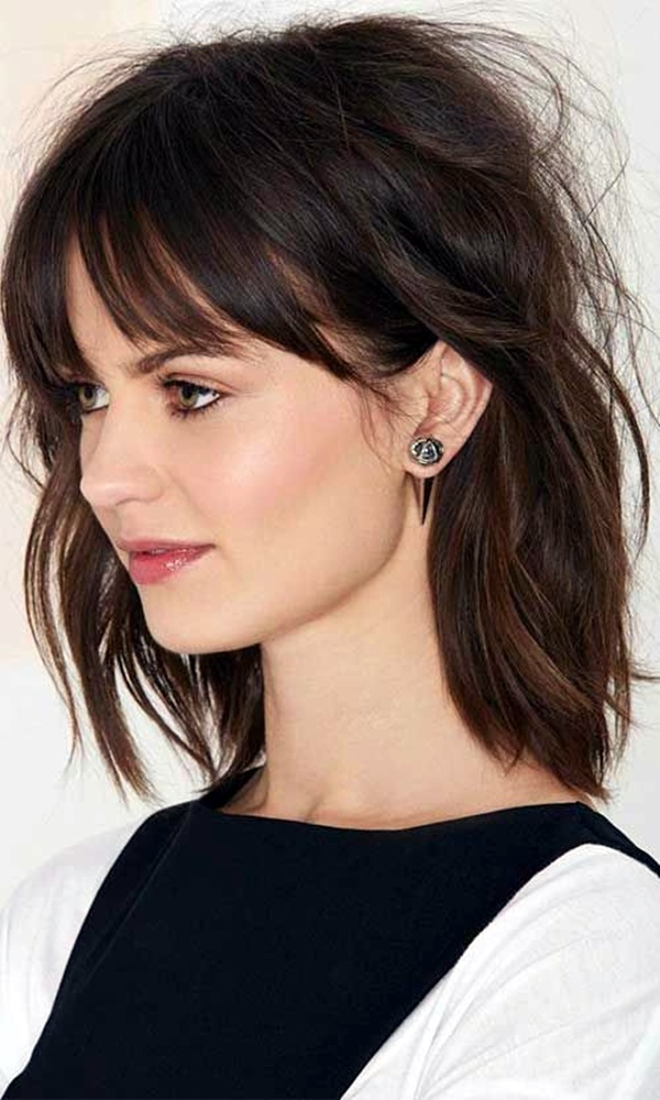 Medium Length Hairstyles for Women (15)