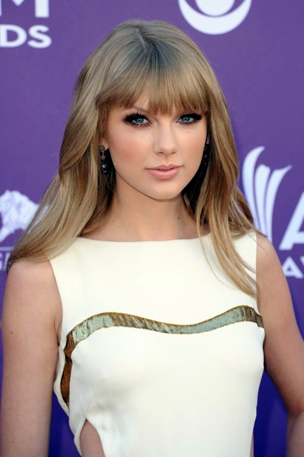 arrives at the 47th Annual Academy Of Country Music Awards held at the MGM Grand Garden Arena on April 1, 2012 in Las Vegas, Nevada.