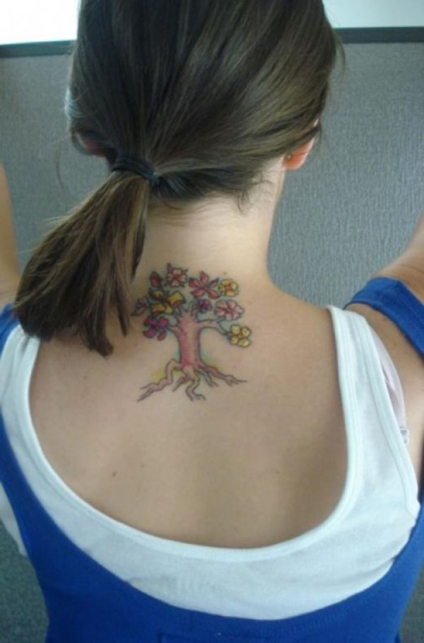 small tree tattoo designs0021