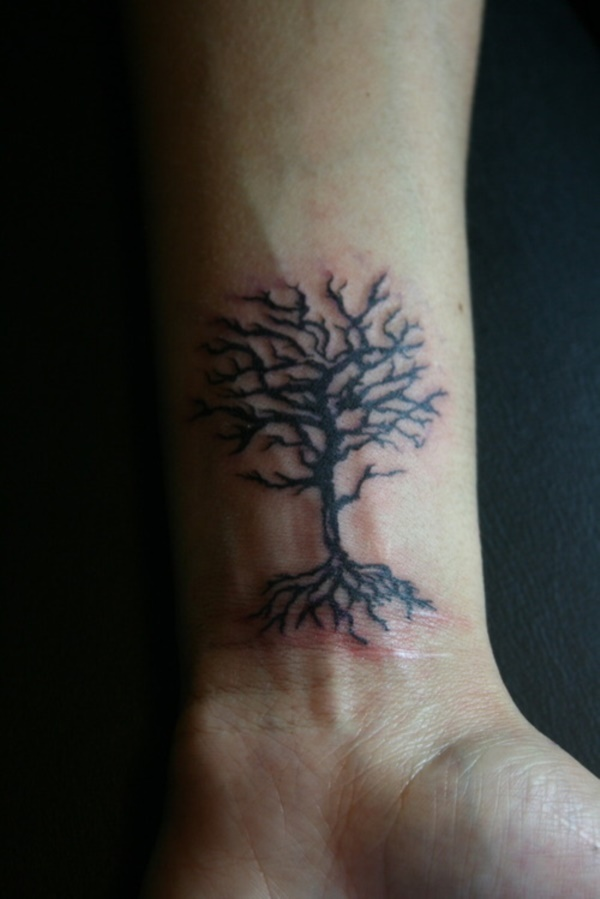 small tree tattoo designs0031
