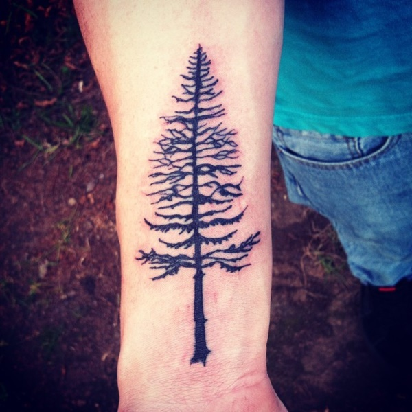 small tree tattoo designs0121
