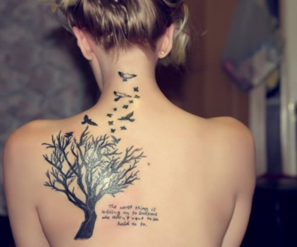 small tree tattoo designs0261