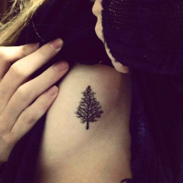 small tree tattoo designs0281