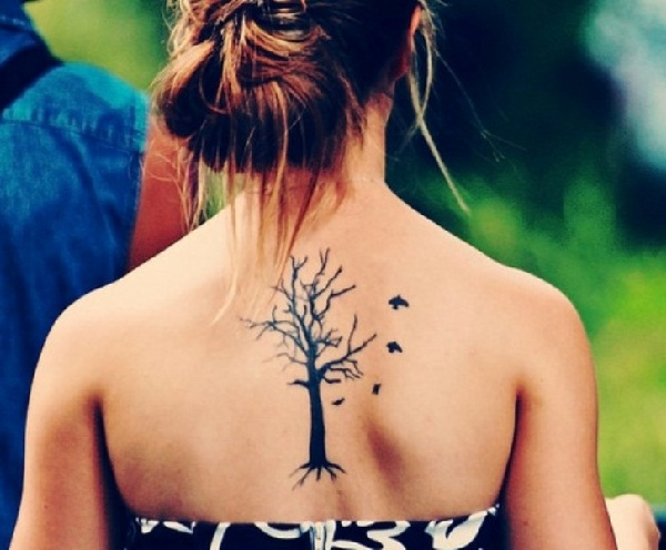 Tree Tattoo Styles and Design