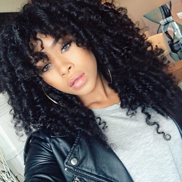 Crochet Hairstyles With Bangs Find Your Perfect Hair Style