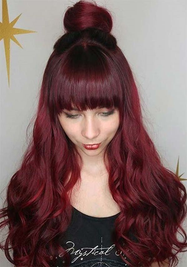 154 Alluring Red Hair Colour Ideas That You Will Love