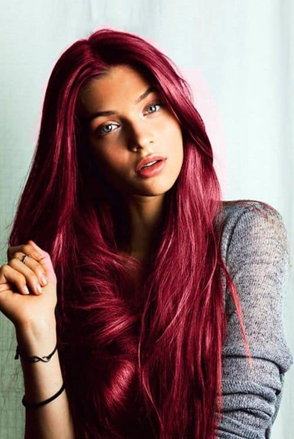 how to keep red in your hair longer