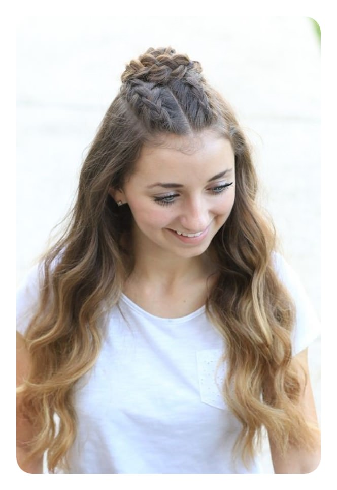 89 Cute Hairstyles That Will Make You Look Adorable