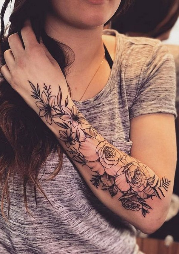 Mesmerizing Sleeve Tattoos For Women Tips And Ideas