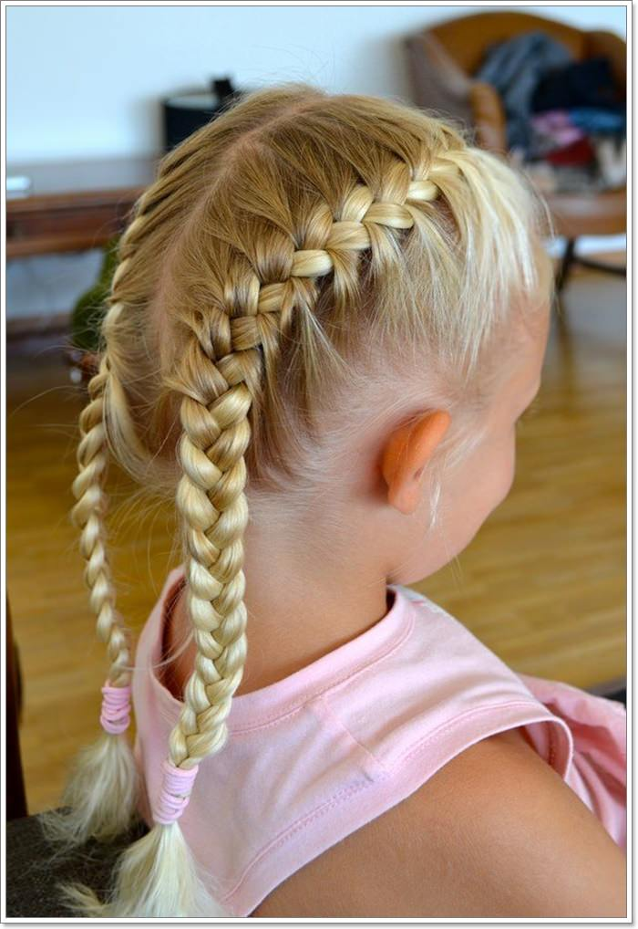 105 Lovely French Braid Hairstyles For You