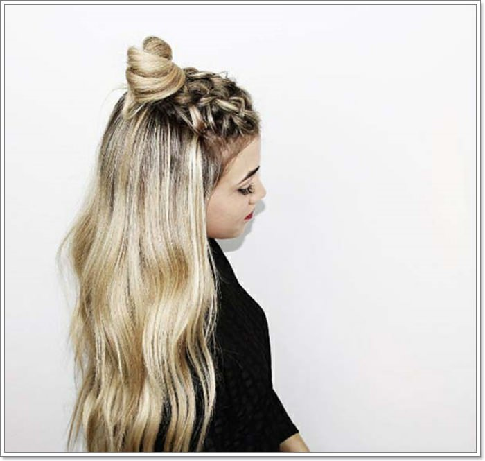 120 Marvellous Half Up Half Down Hairstyles