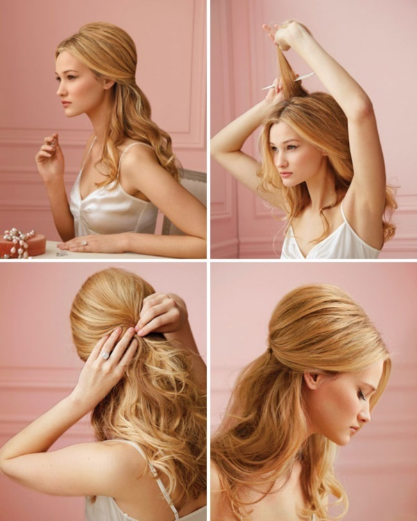 easy hair styles for medium hair 101 easy diy hairstyles for medium and hair to snatch 7443