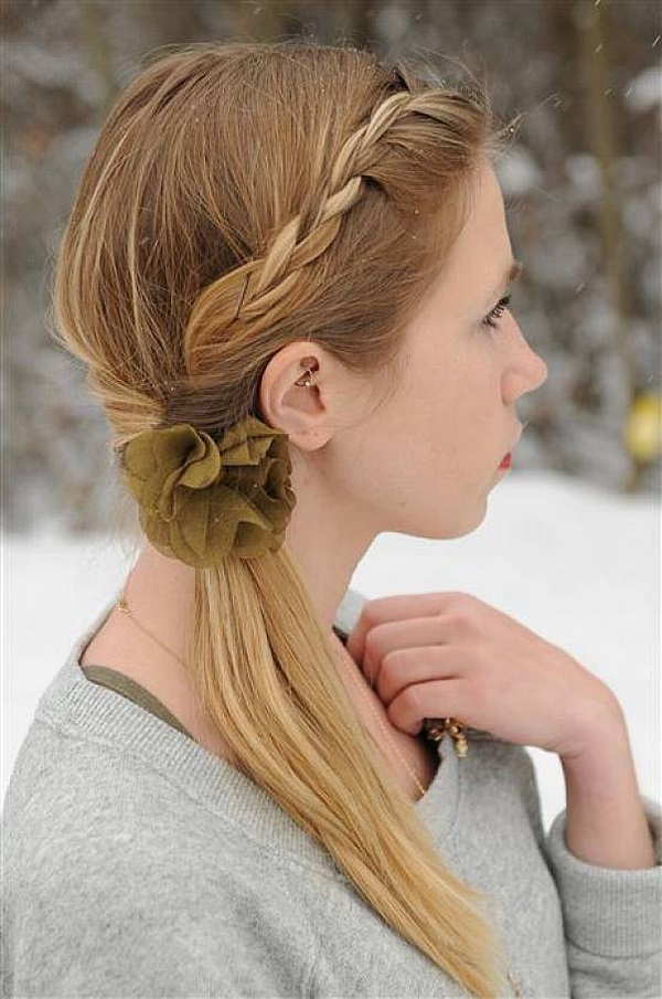 www easy hair style 101 braided hairstyles for hair and medium hair 3095