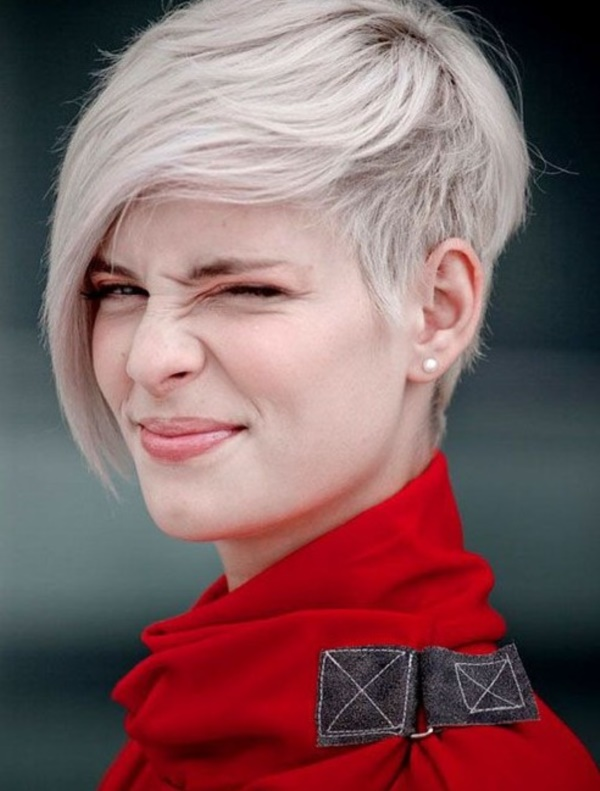 Beautiful Hairstyles For Short Hair 99