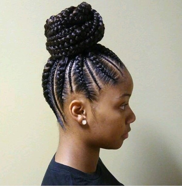 80 Outlandish Feed In Braids For Stylish You